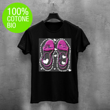 T-shirt DONNA SHOES LOVER