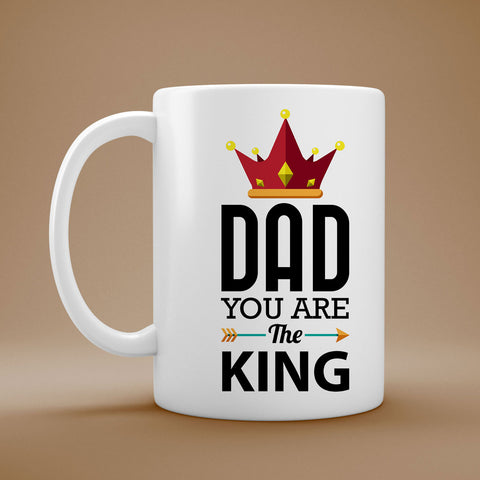 Tazza DAD KING