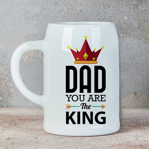 Boccale BIRRA DAD KING