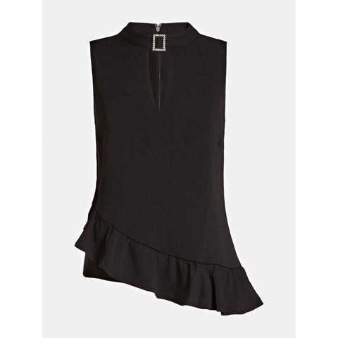 GUESS DONNA - TOP DONNA - NERO