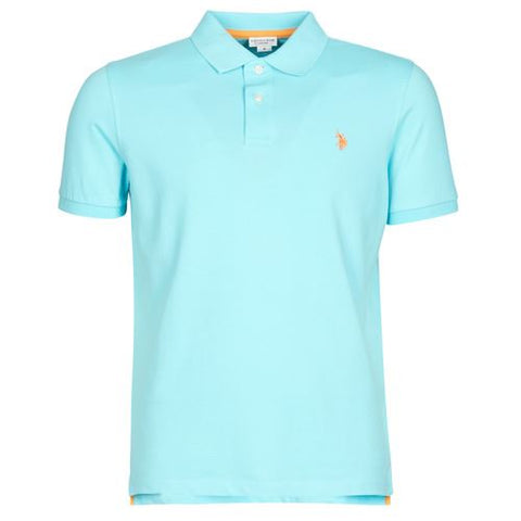US POLO ASSN. - INSTITUTIONAL POLO - CELESTE
