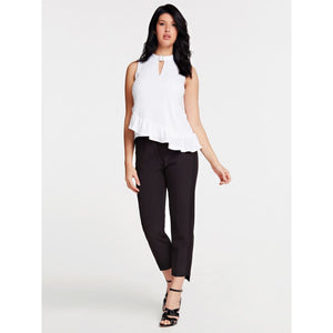 GUESS DONNA - TOP DONNA - BIANCO