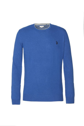 US POLO ASSN. - JESSE ROUND-NK KNIT - CODICE NUMERICO
