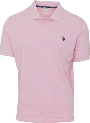 US POLO ASSN. - INSTITUTIONAL POLO - ROSA