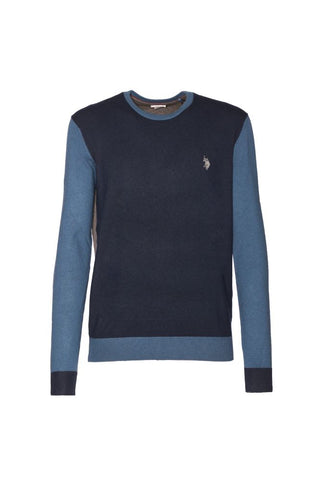 US POLO ASSN. - LARS ROUND NECK KNIT - CODICE NUMERICO