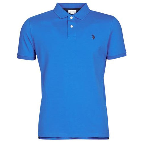 US POLO ASSN. - INSTITUTIONAL POLO - BLU CHIARO