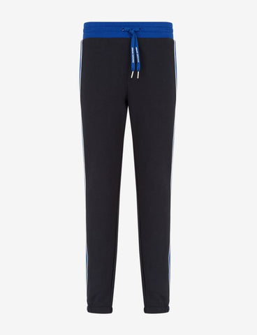 ARMANI EXCHANGE UOMO - TROUSER - BLU