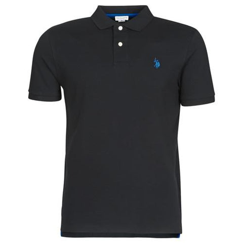 US POLO ASSN. - INSTITUTIONAL POLO - NERO