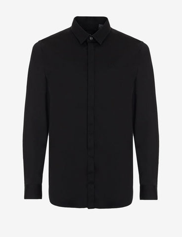 ARMANI EXCHANGE UOMO - SHIRT - NERO