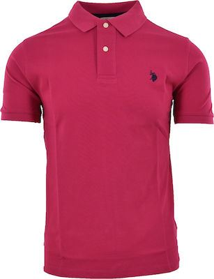 US POLO ASSN. - INSTITUTIONAL POLO - ROSSO CHIARO