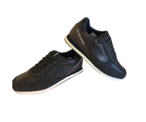 U.S. POLO ASSN SCARP - SNEAKERS - MARRONE