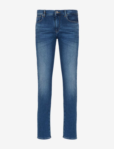 ARMANI EXCHANGE UOMO - 10-READY TO WEAR - DENIM BLU