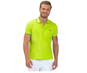 US POLO ASSN. - FLUO POLO - UNICO