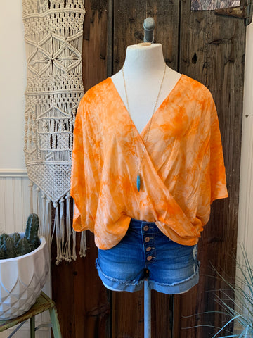 Summer Citrus Top