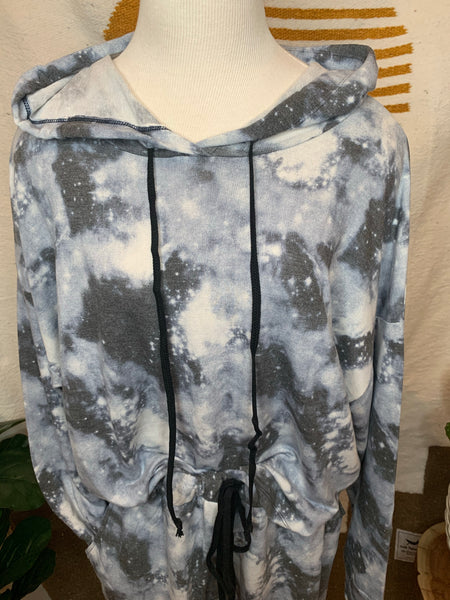 Galaxy Hoodie (Part of Set, Extended Sizes Only)