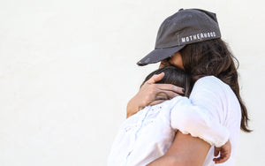 Motherhood Distressed Hat