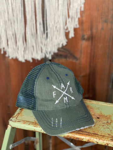 Arrow Farm Hat