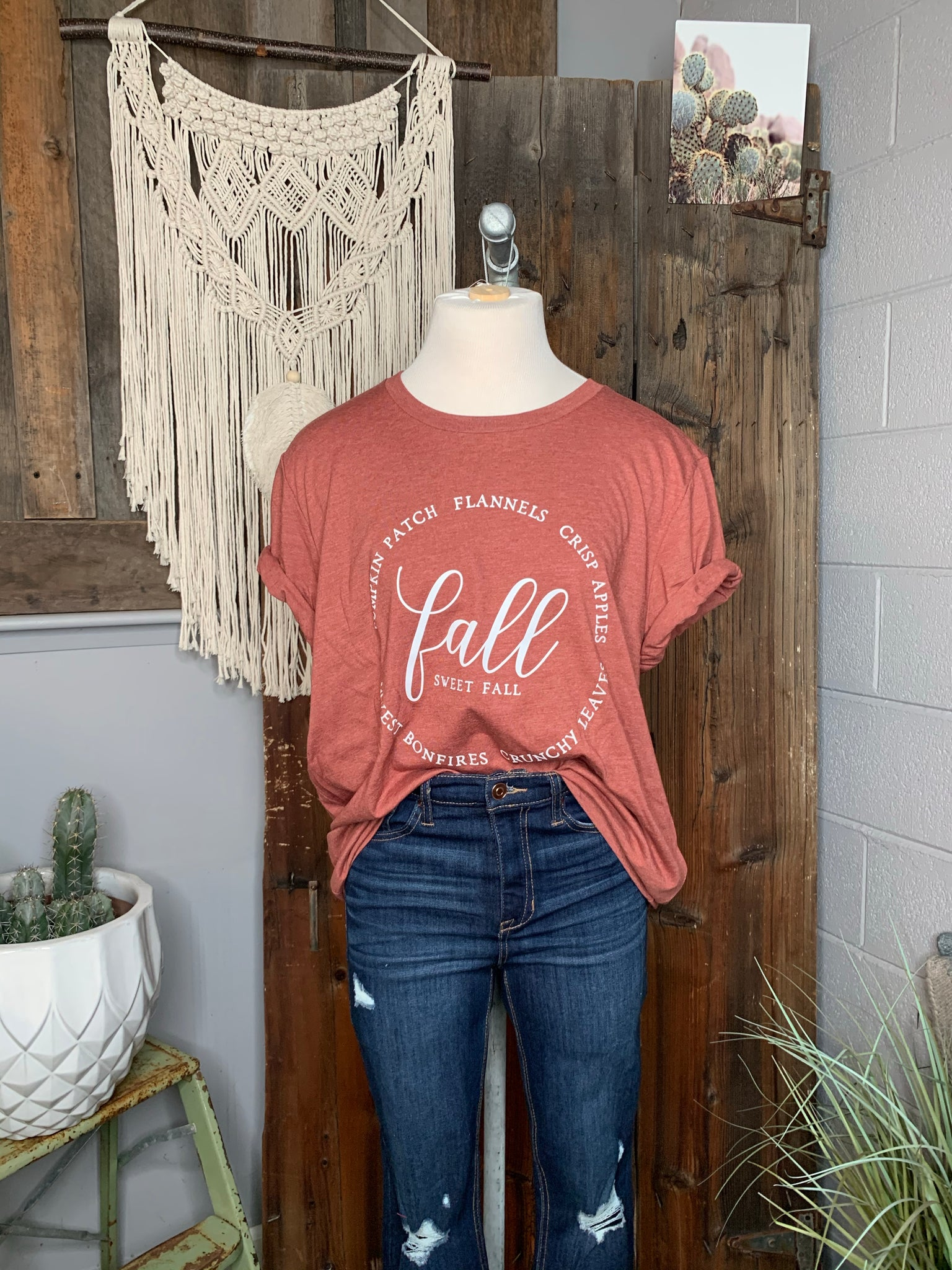 All the Fall Tee