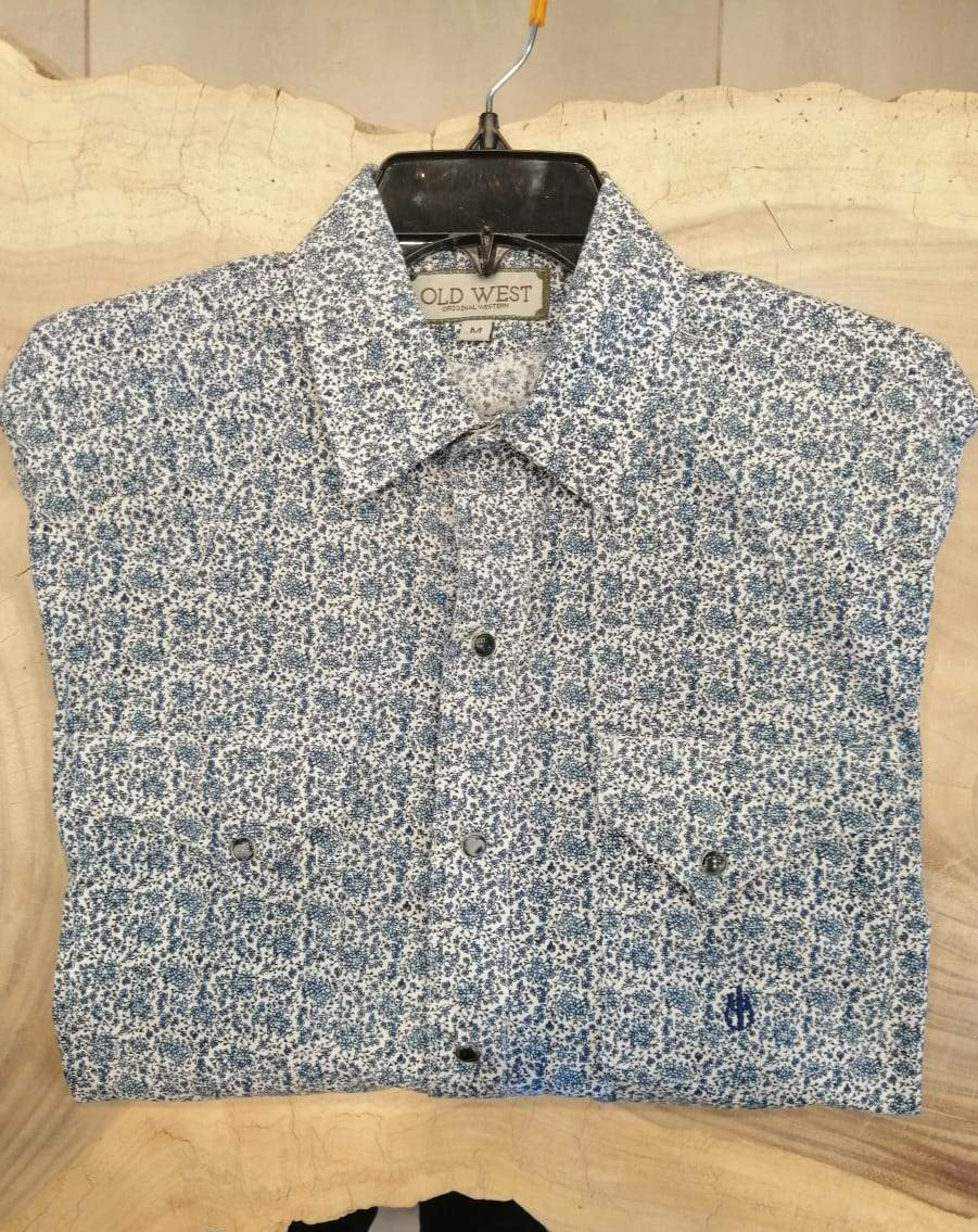 CAMISA OLD WEST CAB 8267