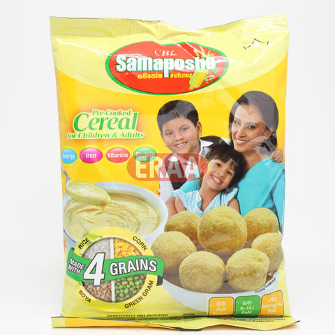Samaposha Pre-Cooked Cereal For Children & Adult 200g