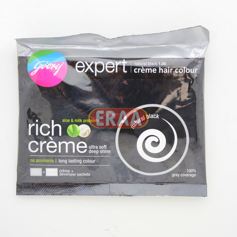 Godrej Expert Rich Creme Natural Black 20g