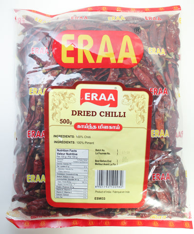 Eraa Dried Chilli