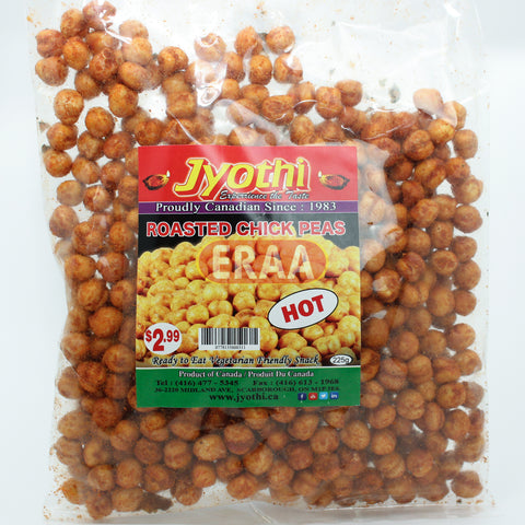 Jyothi Roasted Chick Peas(Hot) 225g