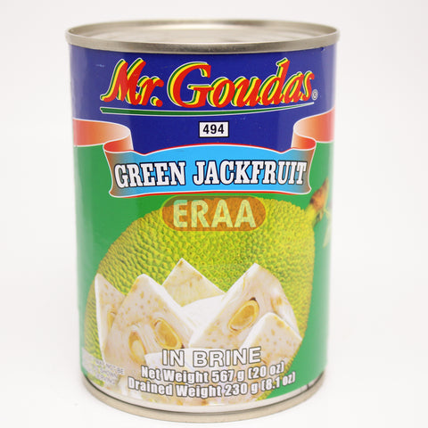 Mr.Goudas Green Jackfruit 567g