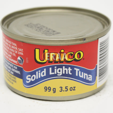 Unico Solid Light Tuna 99g