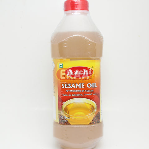 Aachi Seasame Oil 1L