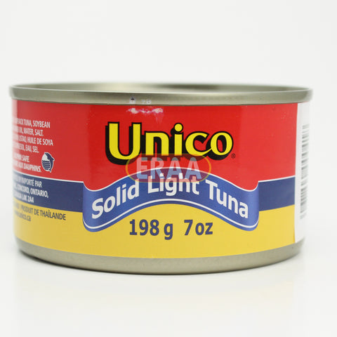 Unico Solid Light Tuna 198g