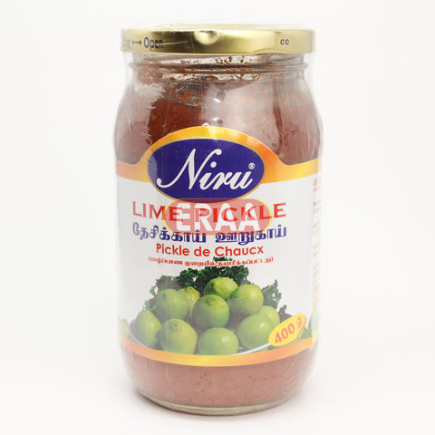 Niru Lime Pickle 400g