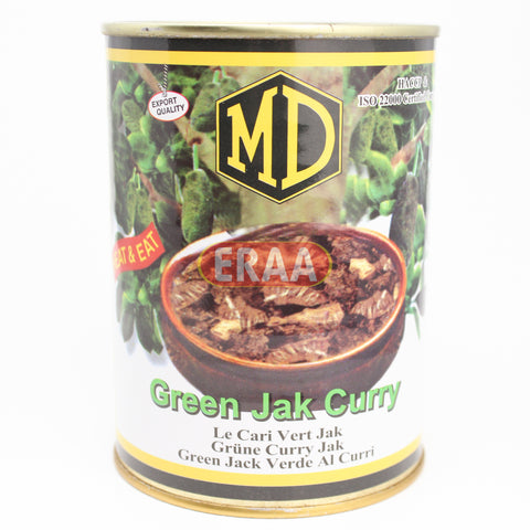 MD Green Jak Curry 565g