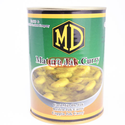 MD Mature Jak Curry 565g