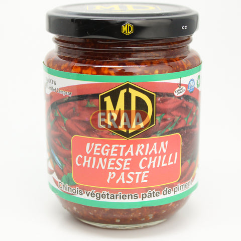 MD Vegetarian Chinese Chilli Paste 270g