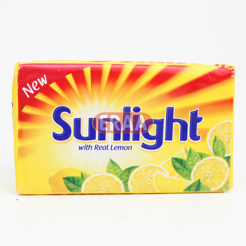 Sunlight with Real Lemon 115g