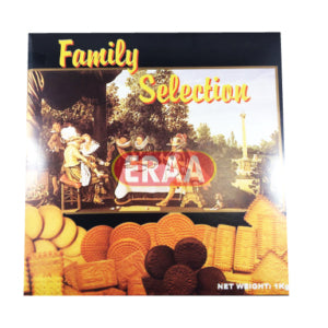 Munchee Family Selection Assortment Biscuits 1kg