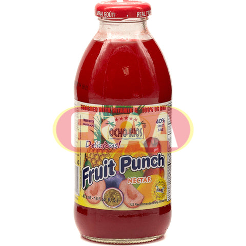 Ocho Rios Fruit Punch Nectar 473ml