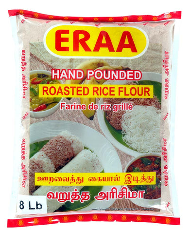 Eraa Hand Pounded Roasted Rice Flour 8lb