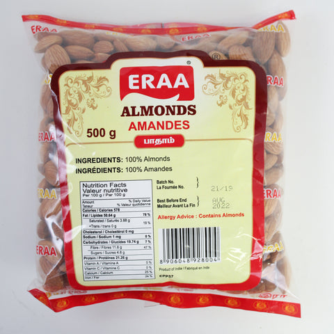 Eraa Almonds 500g