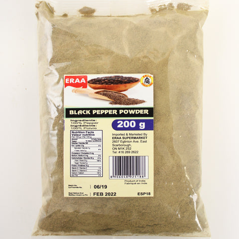 Eraa Black Pepper Powder 200g