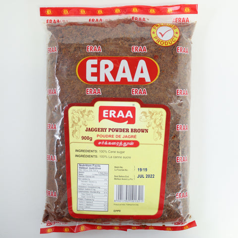 Eraa Jaggery Powder Brown 900g