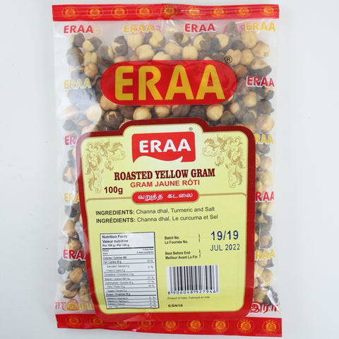 Eraa Roasted Yellow Gram 100g