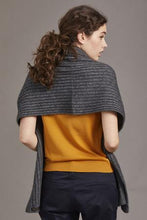 Load image into Gallery viewer, POSSUM MERINO WRAP WITH POCKETS