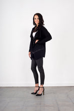 Load image into Gallery viewer, Zip Back Cardi KW5620