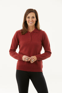 4 BUTTON POLO PULLOVER NH1915/ NH0917/NH1406