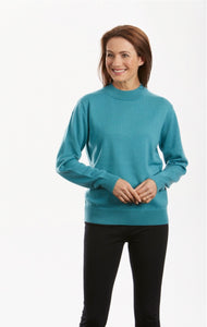 MOCK TURTLE PULLOVER NH3617