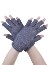 Load image into Gallery viewer, POSSUM MERINO OPEN FINGER GLOVE