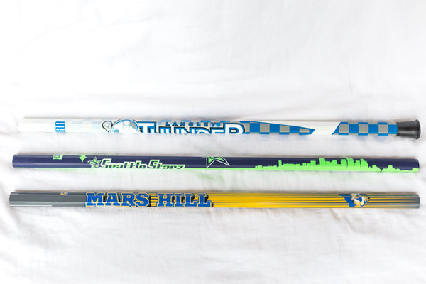 Custom Team Shafts