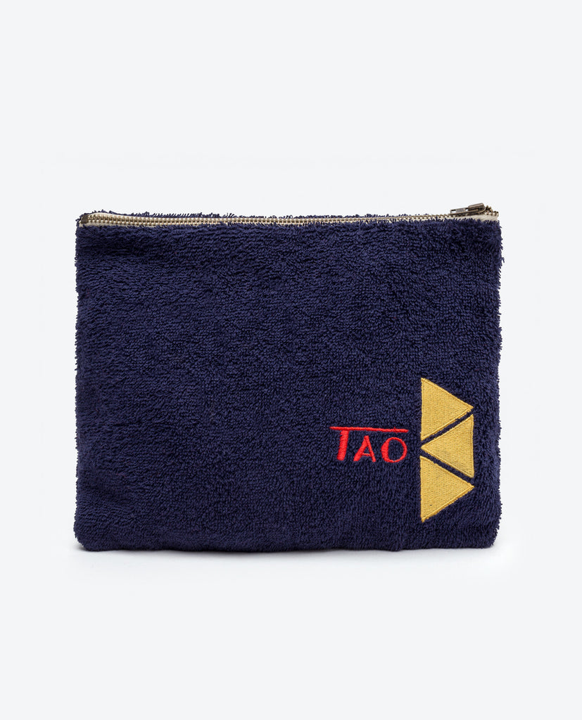 Pouch, Navy Blue